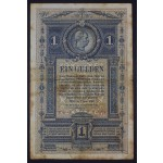 Avstrija 1 Gulden 1882 VF