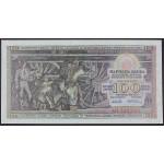 100 dinarjev 1953 UNC