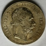 AVSTRIJA  1 Florin 1875