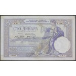 100 dinarjev 1929 F (Peter)