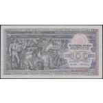 100 dinarjev 1953 VF