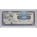 5000 dinarjev 1963 VF