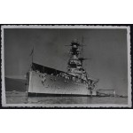 CRIKVENICA - Vojna ladja