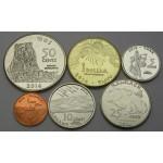 EWIIAAPAAYP BAND of KUMEYAAY INDIANS 1 Cent / 1 Dollar 2014  - Lot 6 kovancev - UNC