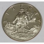 ZDA 1/2 dolarja 1992 - COLUMBUS VOYAGE - 500TH ANNIVERSARY
