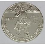 ZDA 1 dolar 1992 - COLUMBUS DISCOVERY - 500TH ANNIVERSARY.