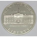 ZDA 1 dolar 1992 - WHITE HOUSE BICENTENNIAL