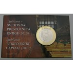 SLOVENIJA 3€ 2010 PROOF - kartica