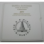 SLOVENIJA SET 2011 BU