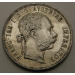 AVSTRIJA 1 Florin 1879