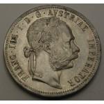 AVSTRIJA 1 Florin 1879 - #3