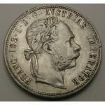 AVSTRIJA 1 Florin 1883