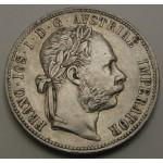 AVSTRIJA 1 Florin 1888