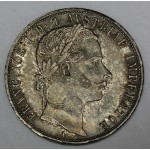 AVSTRIJA 1 Florin 1859 A