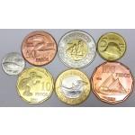 Velikonočni otok 1, 5, 10, 50, 100, 200, 500 Pesos - 2007