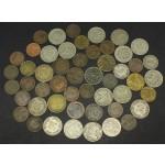 NEMČIJA - Lot 50 kovancev različnih letnic in kovnic #10