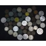 NEMČIJA - Lot 50 kovancev različnih letnic in kovnic #25