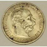 AVSTRIJA 1 Krona 1894