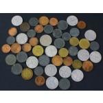 NEMČIJA - Lot 50 kovancev različnih letnic in kovnic #6
