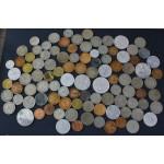 NEMČIJA - Lot 100 kovancev različnih letnic in kovnic #11