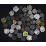 NEMČIJA - Lot 50 kovancev različnih letnic in kovnic #28