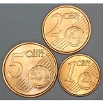 SAN MARINO 1, 2, 5 Centov 2006 R