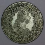 AVSTRIJA 20 Kreuzer 1765 BK-SK-PD - Franz I.