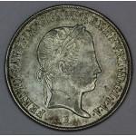 MADŽARSKA 20 Krajczar  1845 B - Ferdinand V.