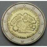 PORTUGALSKA 2€ 2018 -   250 years of Botanical Gardens of Ajuda