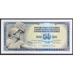 50 dinarjev 1968 UNC (6 cifer)