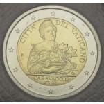 VATIKAN 2€ 2021 - 450. obletnica rojstva Caravaggia