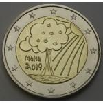 MALTA 2€ 2019 - Narava in okolje