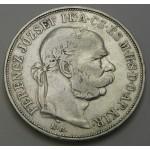 MADŽARSKA 5 Korona 1900 KB - Franz Joseph I.
