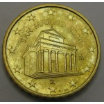 SAN MARINO 10 Centov 2004