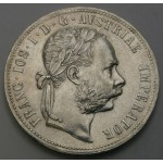 AVSTRIJA 1 Florin 1877