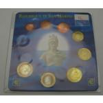 SAN MARINO 1, 2, 5, 10, 20, 50 Centov & 1, 2 Euro 2002/2007