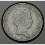 AVSTRIJA 1 Gulden 1844 A - Ferdinand I.