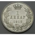 SRBIJA 1 dinar 1912