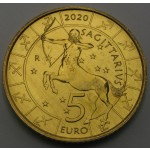 SAN MARINO 5€ 2020 - Zodiac - Strelec