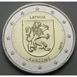 LATVIJA 2€ 2017 - Kurzeme