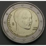 ITALIJA 2€ 2019 - Leonardo da Vinci