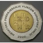 HRVAŠKA 25 kun 2020 - Predsedovanje EU