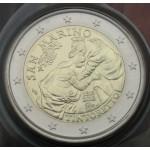 SAN MARINO 2€ 2018 - Jacopo Tintoretto