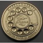 ZDA 1 $ 2020 - Massachusetts - (San Francisco)