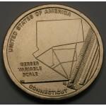 ZDA 1 $ 2020 - Connecticut - (San Francisco)