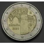 ŠPANIJA 2€ 2021 - Toledo