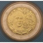SAN MARINO 2€ 2006