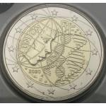 FRANCIJA 2€ 2020 - Medicinske raziskave