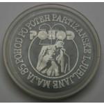 Medalja - Pohod po poteh partizanske Ljubljane