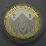 SLOVENIJA 3€ 2011 PROOF